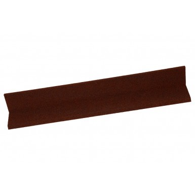 Britmet - Apron Flashing - Rustic Terracotta (1250mm)