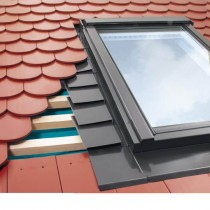 Fakro - Conservation Flashing For Side Hung Escape Window - Plain Tile Up To 15mm Thick [EPW]
