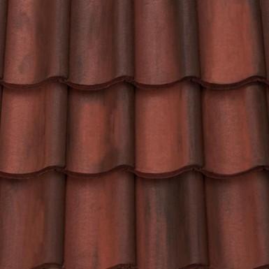 Sandtoft Shire Pantile - Concrete Tile - Smooth Rustic