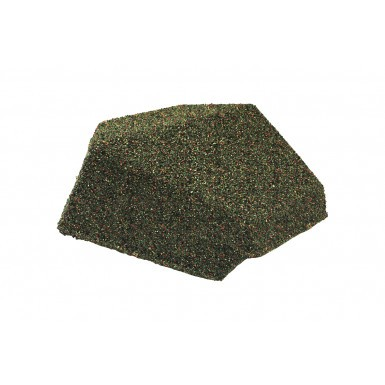 Britmet - 90° Angle Hip End Cap - Moss Green