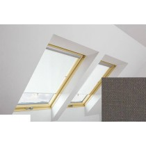 Fakro - ARS I 218 - Standard Manual Roller Blind - Anthracite