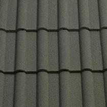 Sandtoft Double Roman - Concrete Tile - Smooth Cornish Grey