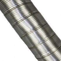 Turner & Wilson Gas & Oil Flue/Chimney Liner - 316 Grade Stainless Steel - Per Linear Meter
