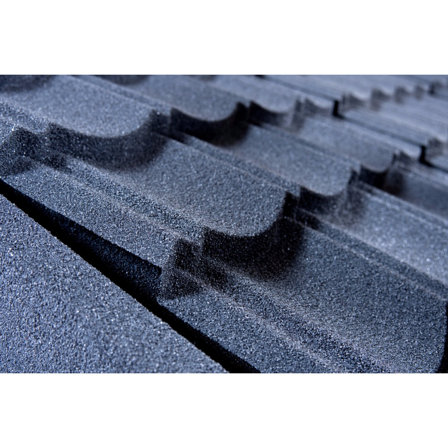 Corotile Lightweight Metal Roofing Sheet - Charcoal (1140mm