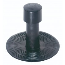 Wallbarn - TPE Vent / Aerator with Ribbed Flange