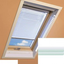 Fakro - AJP I 140 - Standard Manual Venetian Blind - White
