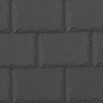 Tapco Aledora Slate Tile - Charcoal Black - 801 (24 Pack)