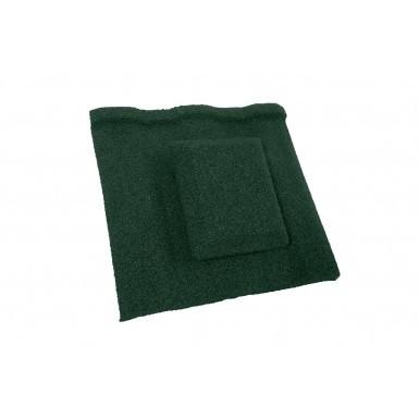 Britmet - Profile 49 - Air Vent Tile - Tartan Green