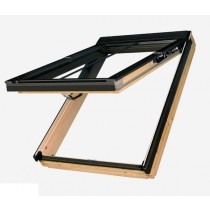 Fakro Roof Window - Conservation Top Hung in Pine - Laminated Double Glazing [FPP-V/C P2]
