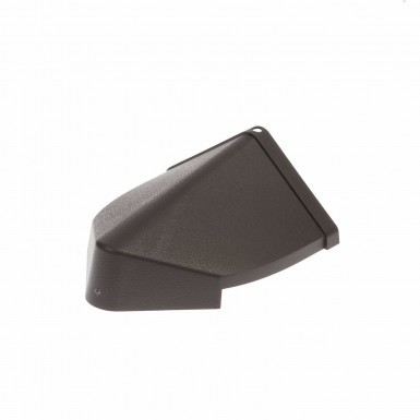 Envirotile - Hip End Cap - Dark Brown