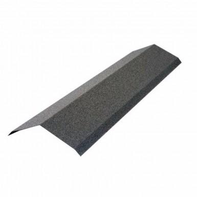 Corotile Lightweight Metal Roofing Sheet - Ridge - Charcoal (910mm)