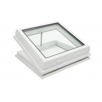 Raylux Glass Modular Skylight With 150mm PVC Vertical Upstand - Square