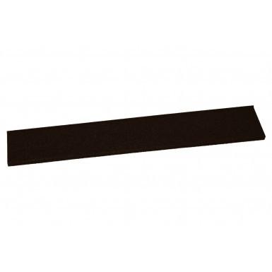Britmet - Cover Flashing - Bramble Brown (1250mm)