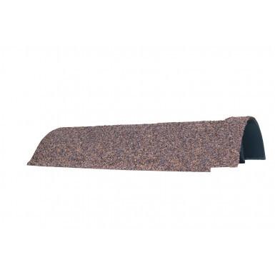 LightWeight Tiles - Granulated Ridge - Brown