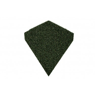 Britmet - Angle Ridge End Cap - Moss Green