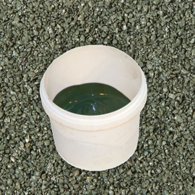 Britmet - Lightweight Metal Tile Touch Up Kit - Tartan Green