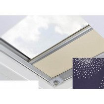 Fakro - ARF/D III 238 - Flat Roof Manual Blackout Blind - Texture 8
