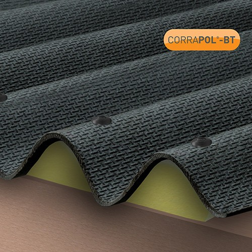 Bitumen Sheet Foam Eaves Fillers