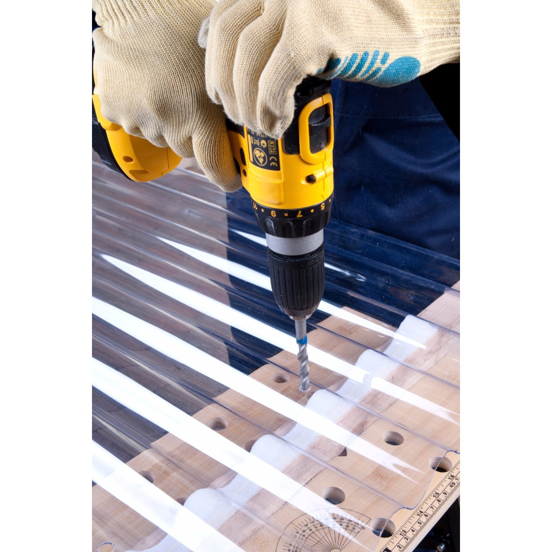 Corolux - Mini Corrugated PVC Roof Fixings (Pack of 10)