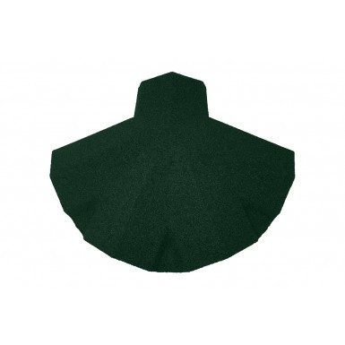 Britmet - 5 Way Top Cap - Tartan Green