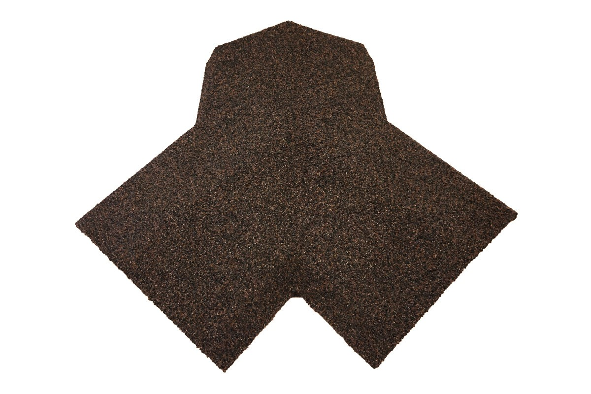 Britmet - 3 Way Top Cap - Rustic Brown