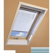Fakro - AJP II 164 - Standard Manual Venetian Blind - Turquoise