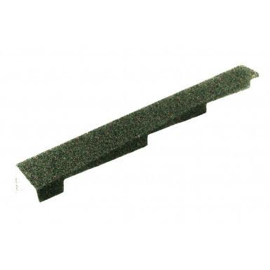 Britmet - Left Hand Barge - Moss Green (1250mm)