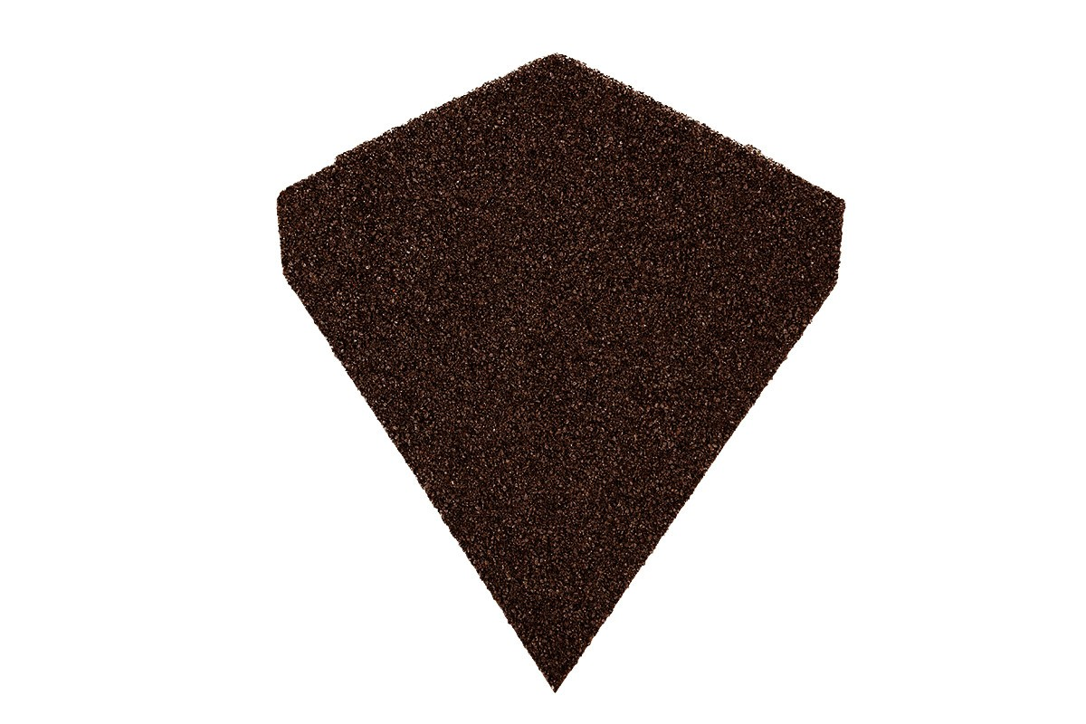 Britmet - Angle Ridge End Cap - Rustic Brown