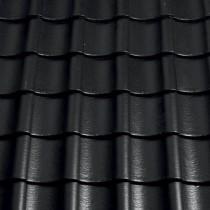 Sandtoft Shire Pantile - Concrete Tile - Smooth Charcoal