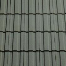 Sandtoft Standard Pattern - Concrete Tile - Smooth Cornish Grey