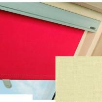 Fakro - ARS I 013 - Standard Manual Roller Blind - Olive Green