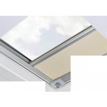 Fakro - ARF/D III N225 - Flat Roof Manual Blackout Blind - White
