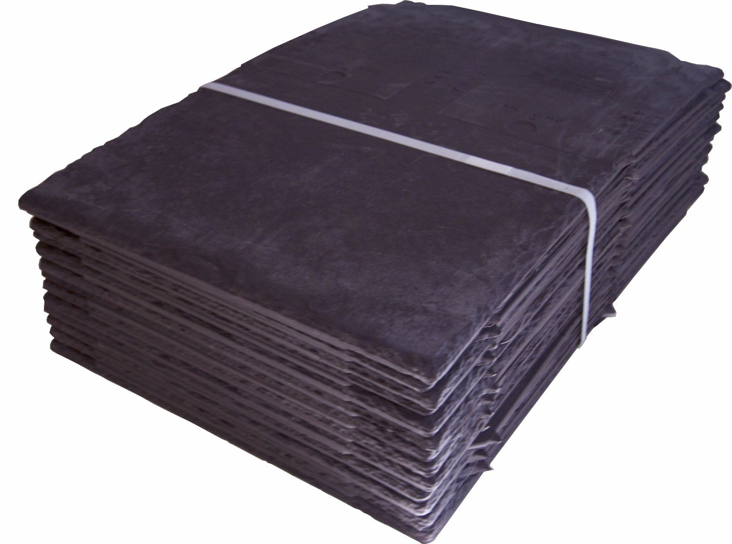 Tapco Synthetic Slate Tile Plum 25 Pack Roofing