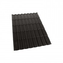 Britmet - Ecopan Plus - Lightweight Metal Roofing Sheet - Charcoal (1530x1080x0.9mm)