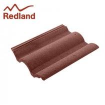 Redland Regent Tile - Concrete Tile - Granular Antique Red (3401)