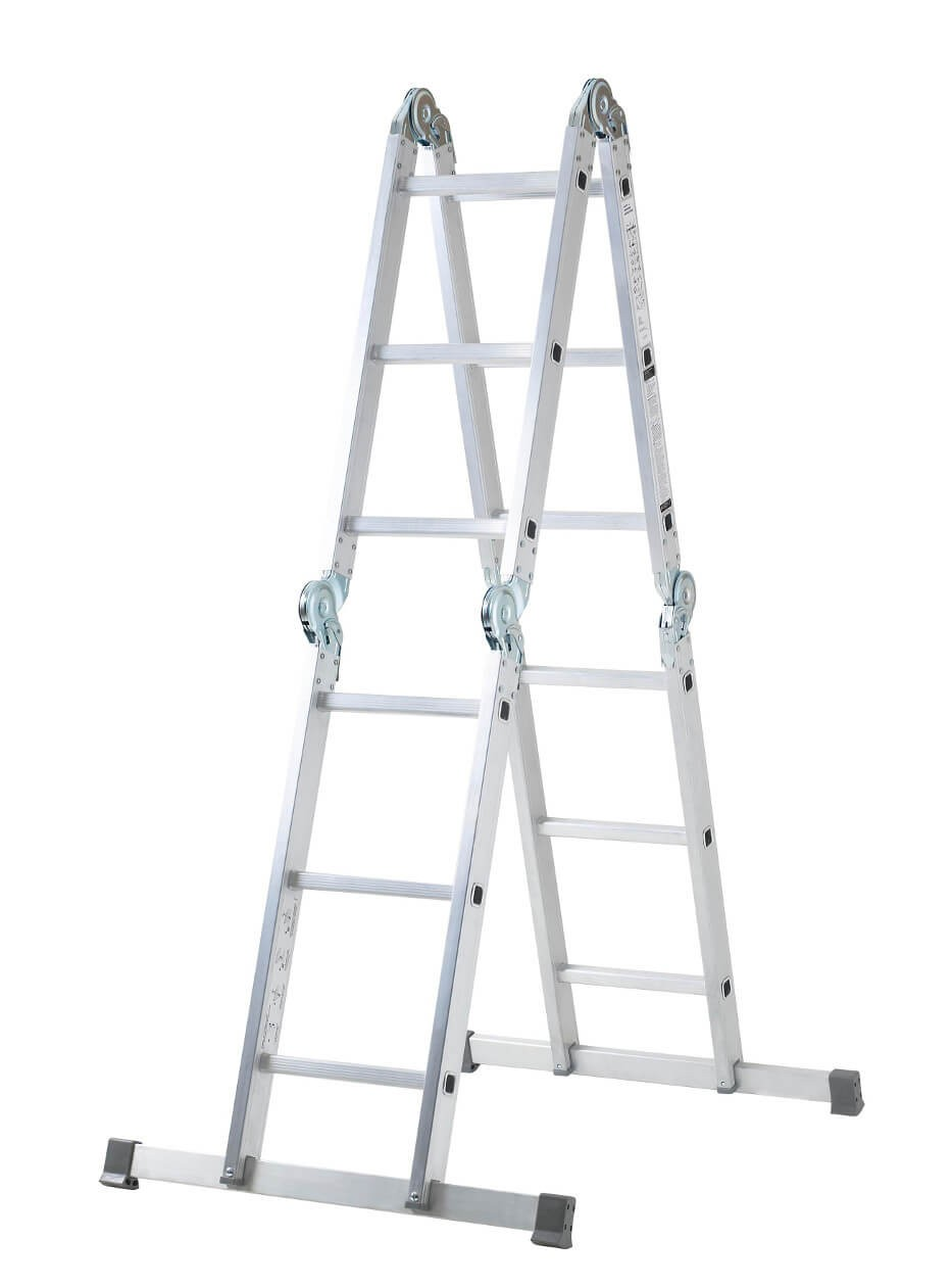 Youngman 10 Way Combination Ladder - 3.38m