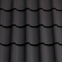 Sandtoft Shire Pantile - Concrete Tile - Smooth Dark Grey