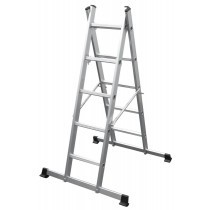 Youngman ProDeck 5 Way Combination Ladder and Work Platform – 2.55m
