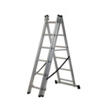 Werner 4 Way Aluminium Combination Ladder