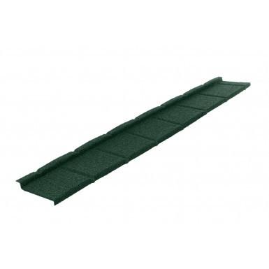 Britmet - Plaintile Plus - Lightweight Metal Roof Tile - Tartan Green (0.9mm)