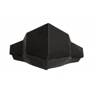 Britmet - Pantile 2000 - Hip End Cap - Charcoal
