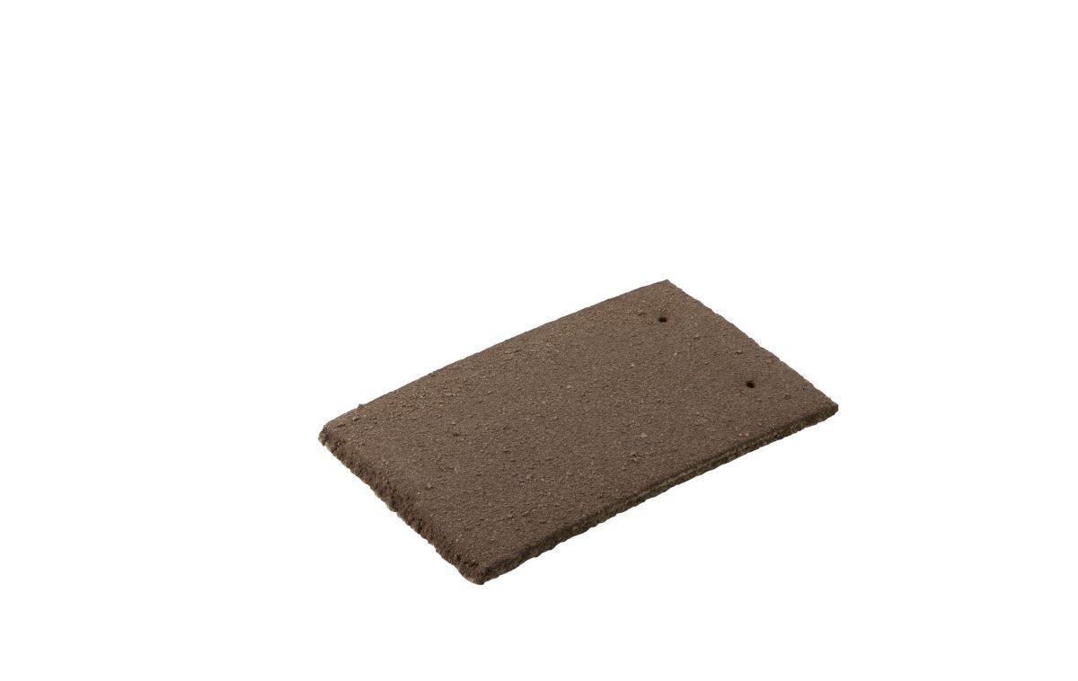 Redland Plain Tile Concrete Tile Granular Brown 6151