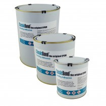 Classic Bond - Rubber Roofing Contact Adhesive (2.5 Litre Tub - Coverage 4 - 5sqm)