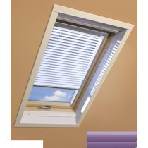 Fakro - AJP II 159 - Standard Manual Venetian Blind - Purple