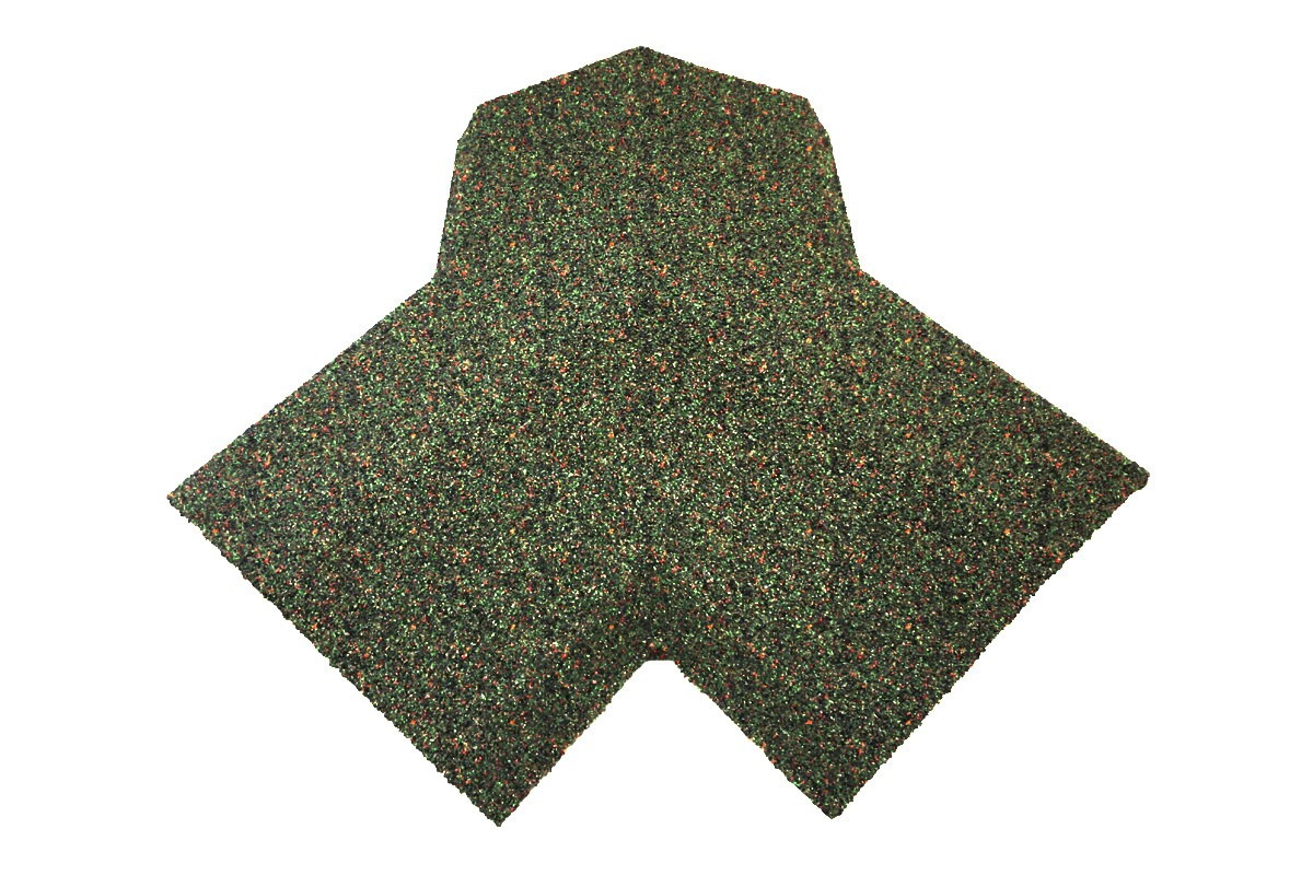Britmet - 3 Way Top Cap - Moss Green