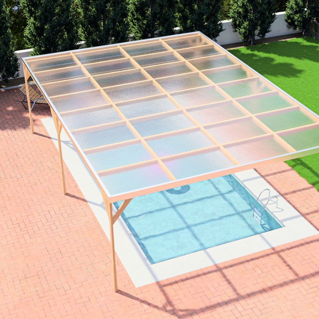 Polycarbonate Roofing Sheet - Corotherm