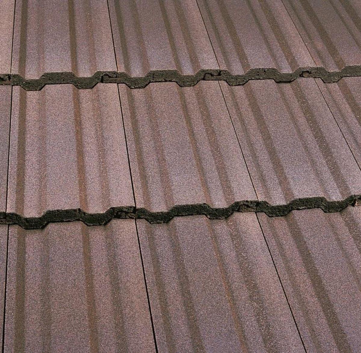 Marley Ludlow Plus Interlocking Concrete Roof Tile