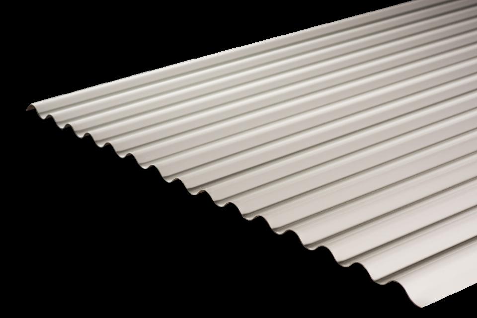 Steel Corrugated Roofing Sheet 14 3 Pvc Plastisol