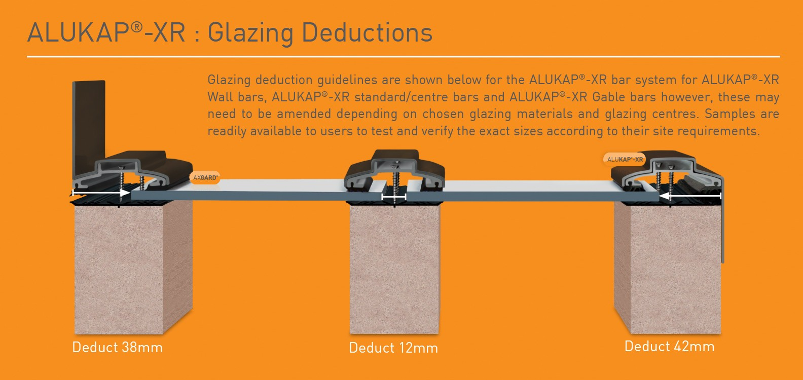 Deductions for Glazing