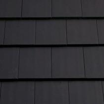 Sandtoft Calderdale Edge - Concrete Tile - Smooth Dark Grey
